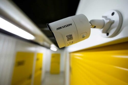 CCTV Camera Installation Leeds